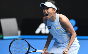 Zhang Shuai completes Tie Break Tens field in New York