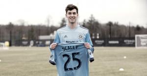 Joe Scally signs as NYCFC Homegrown Player