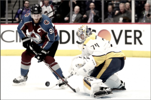 The Colorado Avalanche capture a win at home in Game 3