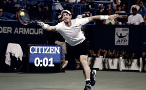 Andy Murray to return to Citi Open after three-year hiatus