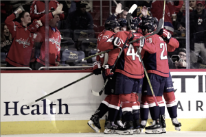 Washington Capitals retaliate to win Game 2