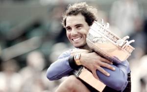 The only one stopping Rafael Nadal andUndécima at the French Open? Himself