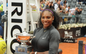 Serena Williams withdraws from Italian Open