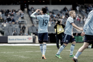NYCFC head West to take on LAFC