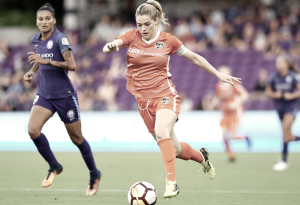 Houston Dash steal a victory at Orlando Pride in the NWSL opening match of the week