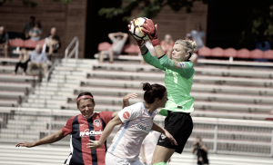Jane Campbell stands tall as Houston Dash edge the Washington Spirit