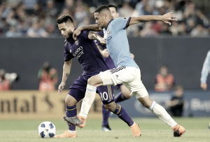 New York City FC travel to Orlando in battle of 2015 expansion clubs