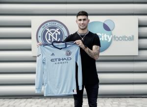 Valentin Castellanos joins New York City FC