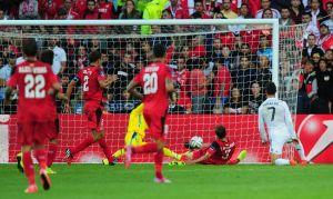 Cristiano puede con el Sevilla