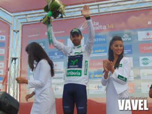 Alejandro Valverde y Tom Van Asbroeck, nuevos dueños del calendario