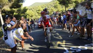 Xorret del Catí, puerto estrella de la Vuelta a la Comunidad Valenciana