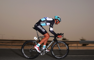 Stijn Vandenbergh domina el viento de Valencia