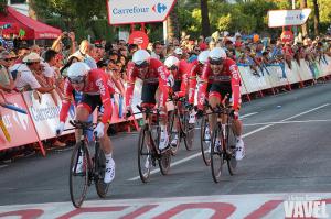 Resultado de la 3ª etapa del Critérium du Dauphine 2015