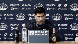 """Juanfran:""""Tenemos muchas ganas de ganar fuera de casa"""""""
