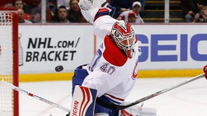 Montreal Canadiens Place Ben Scrivens On Waivers