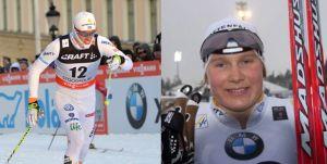 Hanna Erikson et Calle Halfvarsson en imposent