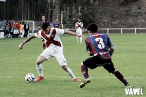 Fotos e imágenes del SD Leioa 0-2 SD Huesca, de la jornada 6 del Grupo II de Segunda División B