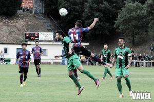 Vitoria e Iturrioz echan al Sestao River de la Copa