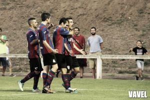 Fotos e imágenes del SD Leioa 5-4 Rayo Vallecano B, de la jornada 9 del Grupo II de Segunda División B