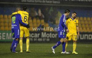 Alcorcón - Ponferradina: puntuaciones de la Ponferradina, jornada 21 de Liga Adelante