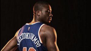 Thanasis Antetokounmpo, más madera para los Knicks
