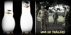 Una de tráilers: 'Los Pingüinos de Madagascar' y 'Fury'