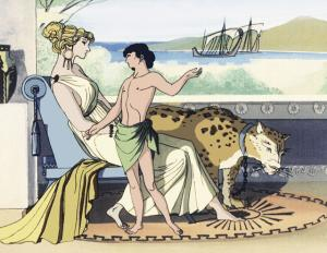 La Eneida al desnudo