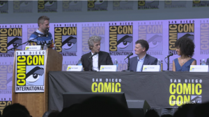 Despedida de Capaldi na Comic Con San Diego e expectativas para a 11º temporada