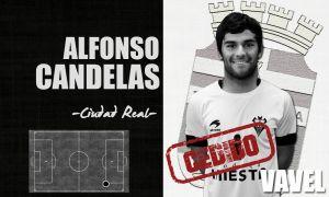 Candelas, cedido al FC Cartagena