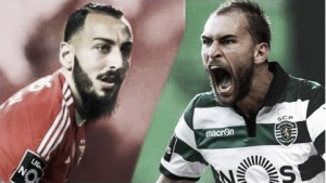 Especial Derby: Bas Dost x Mitroglou - golos, golos e mais golos
