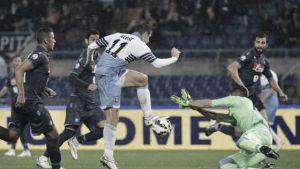 Live Napoli - Lazio, diretta risultato partita Coppa Italia(0-1)