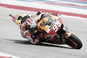 MotoGP, a Márquez il terzo turno di libere ad Austin