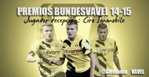 Jugador decepción de la Bundesliga 2014/2015: Ciro Immobile