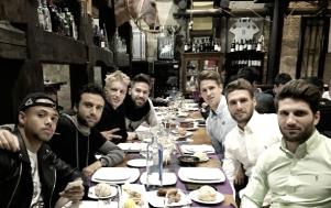 Cena de Navidad del RC Celta de Vigo