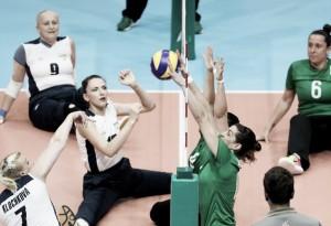Paralímpiadas: Brasil vence com tranquilidade a Ucrânia e está na semi no vôlei feminino