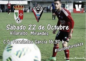 Importante triunfo del Mirandés B en Villaralbo
