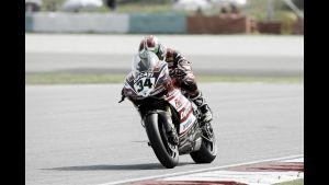 """Davide Giugliano: """"Es la primera vez que monto en estas condiciones"""""""