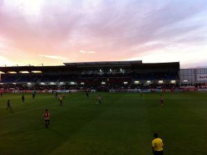 El Huesca se reencuentra con la victoria