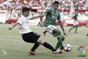 Los tres puntos se quedan en Sevilla