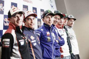 MotoGP - La conferenza stampa apre il weekend a Indianapolis: ecco le dichiarazioni dei protagonisti