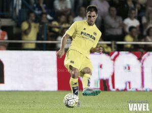 """Víctor Ruiz: """"El partido del Sevilla es muy importante"""""""