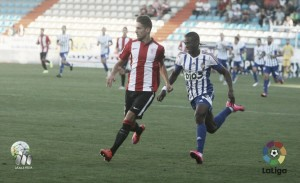 Bilbao Athletic - Ponferradina: a romper la racha en San Mamés
