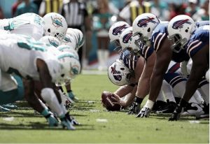 Los Bills ganan a Miami en un partido abierto hasta el final