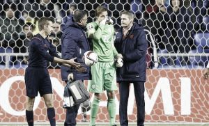 Tim Krul ruled out for rest of season