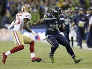 Lynch y una defensiva impasable son las cartas del triunfo para Seattle