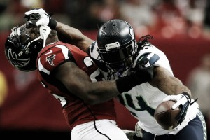 Seahawks vs Falcons: un gran ataque ante una defensiva temible