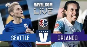 Score: Seattle Reign FC 1-1 Orlando Pride in 2017 NWSL Match