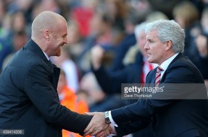 Stoke City vs Burnley pre-match analysis: Options winging in for Dyche on the right