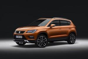 SEAT Ateca, el primer SUV de la marca española