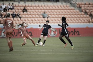 Houston Dash earn their first-ever win against Seattle Reign FC